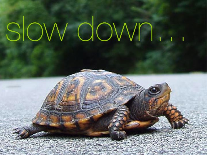 hurryup-slowdown